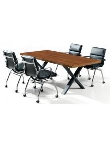 X Ayaklı Toplantı Masası